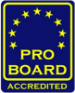 Nationally Accredited by Pro Board